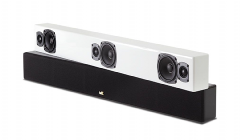 M&K MP9 On-Wall Soundbar Speaker